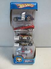 Hot Wheels 5 Car Gift Pack Wastelanders w P51 Mustang