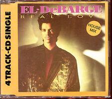 EL DEBARGE - REAL LOVE - CD MAXI [51]