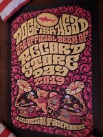 2019 Record Store Day Poster Grateful Dead Phish Widespread Panic Free Shipping!