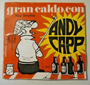 GRAN CALDO CON ANDY CAPP - REG SMYTHE - EDITORIALE CORNO -