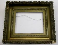 ANTIQUE PICTURE FRAME FROM STORE CLOSING IN 2018 SALE # 24  ALL BARGAINS !