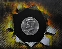 Shim Shell Kennedy Half Dollar Coin for Magic Tricks - Use with Raven or Magnets