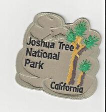 Official Joshua Tree National Park Souvenir Patch California