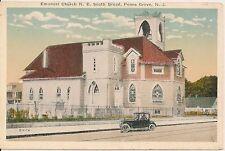 Emanuel Church NE South Broad Street Penns Grove NJ Postcard