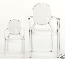 Sedia Kartell Loulou Ghost Baby Rosso