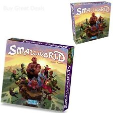Days of Wonder Small World Board Game - High Quality Proprietary Design - New