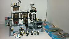 LEGO TOWN CITY POLICE STATION 7237 BUILDING TOY MODEL SET
