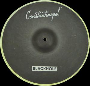 "Constantinopol BLACKHOLE CRASH 16"" - B20 Bronze - Handmade Turkish Cymbals"