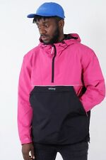 Stussy Reflective Sports Pullover (Berry) Sold Out M