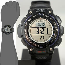 Casio SGW1000-1A Watch Altimeter Compass Thermometer Barometer 100M WR New Model