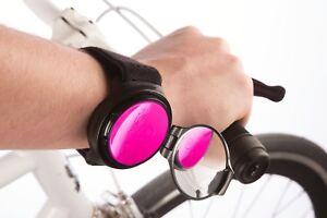 RearViz Slim Line SL-15 Bicycle Rotatable Safety Mirror