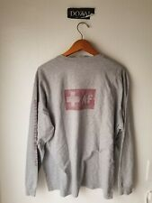 ABERCROMBIE FITCH - MENS XL vintage tee shirt AF LOL preowned euc $$$$$ XL