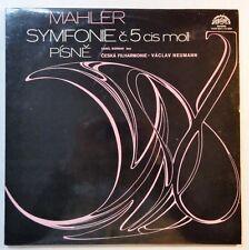 Mahler - Symfonie / Sinfonie No. 5 - Berman  Neumann - FOC - /2er LP Album