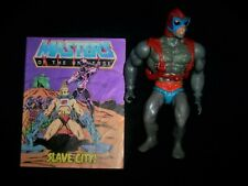 Vintage Classic MOTU Stratos Masters of the Universe He-Man