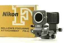 【MINT in Box】Nikon F Bellows Focusing Attachment PB-6 w/ Manual from JAPAN 369