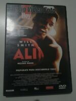 Dvd  ali  de will smith (nuevo precintado)