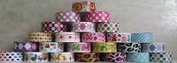 Paper Masking Tape Washi Decoration Paper Tape 15mm x 2m Gift & Craft Tape Decor
