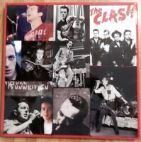 Joe Srummer - The Clash  Mixed Media Photographic Collage Signed 1/1
