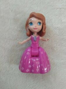 EUC Disney Junior Sofia The First Figurine Toy mini doll