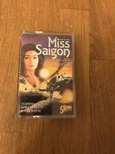 Original Cassette Album - Songs From Miss Saigon - Pickwick