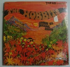 The HOBBITS Down To Middle Earth PSYCH LP SEALED DECCA Orig.