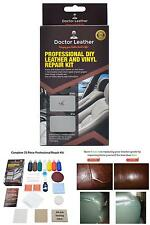 Leather Repair Kit Filler Compound Color Restorer Couch Car Seat Jacket NEW SET