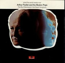 ARTHUR FIEDLER What The World Need POLYDOR STEREO 3 3/4 SEALED REEL TO REEL TAPE