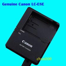 100% Genuine Canon LC-E8E charger For Rebel T2i T3i T4i T5i Kiss X4 X5 X6i X7i