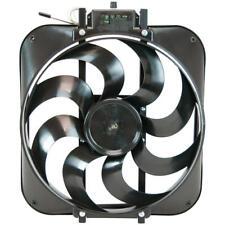 "Flex-A-Lite Engine Cooling Fan 160; Black Magic 15.000"" Single Electric"