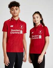 New New Balance Unisex Liverpool Fc 18/19 '6 Times' Home Shirt