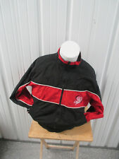 VINTAGE CHASE AUTHENTICS NASCAR GM GOODWRENCH EARNHARDT #3 SM BLK RACING JACKET