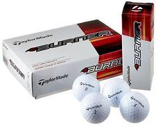 TaylorMade Burner Golf Balls (1 Sleeve) 3 Balls NEW