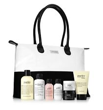New In Box philosophy Sealed Best Sellers w/Tote Bag Below $138 Retail RARE FIND