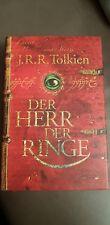 Der Herr der Ringe Schmuck Sonder Luxus Ausgabe Gebunden Tolkien