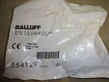 BALLUFF BES 12,O-KH-2S/W PROXIMITY SENSOR NEW