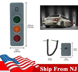New Home Garage Car Safe-Light Parking System Assist AID Guide Sensor Helper Kit