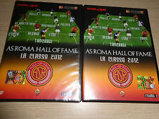 OPERA COMPLETA IN 2 DVD AS ROMA HALL OF FAME LA CLASSE 2012 CALCIO