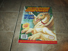 Nintendo Power Magazine Secret of Mana Volume VOL 54 w/Poster/Cards/inserts