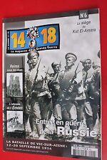 Magazine 14-18 n°6  ( Edit-Mars-2002)
