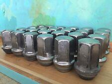 OEM Factory Stock GM Lug Nuts Set (24) GMC Sierra 1500 Chevrolet Silverado Lugs