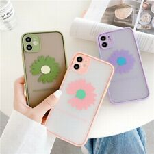 Cool Candy Daisy Flower Hard Phone Cover Case For iPhone XR XS MAX 8 7 11Pro Max