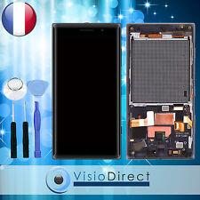 Ecran complet pour Nokia Lumia 830 noir vitre tactile + ecran LCD sur châssis