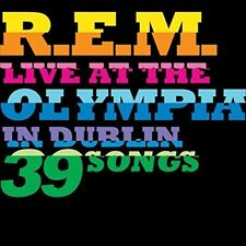 R.E.M. - Live At The Olympia [New CD] With DVD