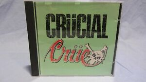Motley Crue Crucial Crue Mega Rare! Mint! Promo! Check It Out!!!!!
