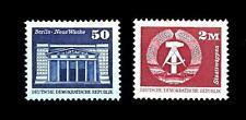 GERMANY - GERMANIA - DDR - 1980 - Edifici importanti (10)