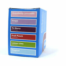 Nuun Hydration Sport For Exercise Six Pack of Mixed Fruity Flavors Exp: 4/21