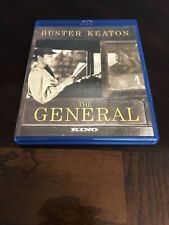 The General 1926 (Kino Blu Ray 2009) Silent Comedy Buster Keaton Cib Mint Lnc!