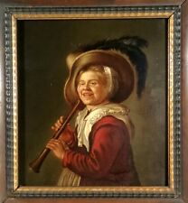 Judith Leyster, famous pupil (woman) of Franz Hals