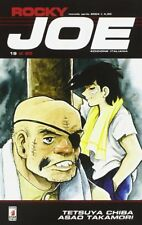 manga STAR COMICS ROCKY JOE numero 19