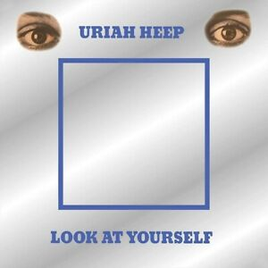 Uriah Heep - Look At Yourself - New Digipak 2CD Expanded Edition